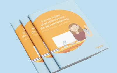 Guide: 5 enkle måder til at effektivisere din økonomiafdeling
